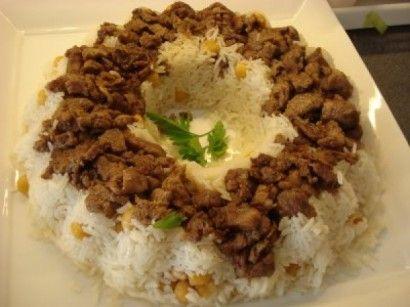 Etli Pilav Tarifi Pratik Etli Yemek Tarifleri