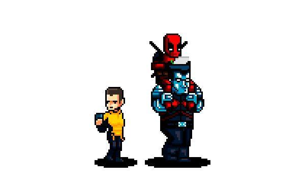 """""""DEADPOOL"""" for Ryan Reynolds thanks for your MAXIMUM EFFORT!!"""