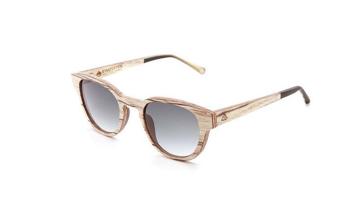 einSTOFFen - Knipser Wood Sunglasses