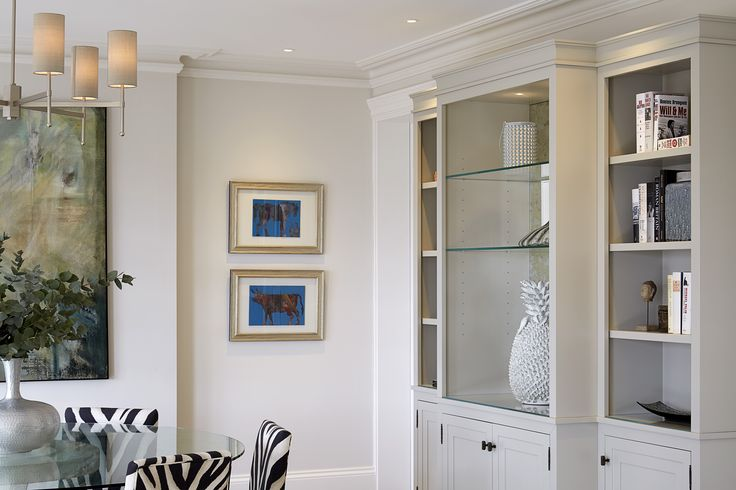 Dining Room designed by Talia Cobbold Cadogan Court Development