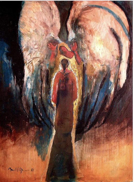 Annunciation - Daniel Bonnell