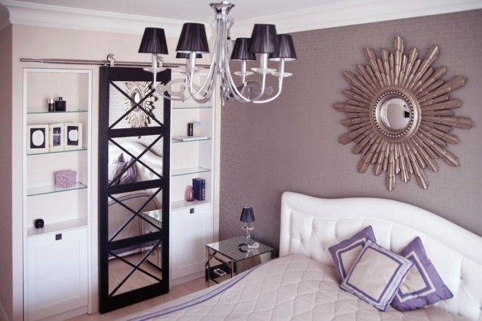 ДВЕРИ!!!! Блеск и великолепие арт-деко в интерьере квартир и домов