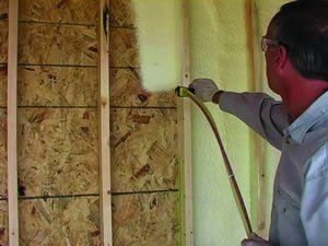 Professional Grade Fire Retardant Two-Component Polyurethane Spray Foam Insulation Kit.Portable disposable and self-contained with color-coded pre-connected hoses.These kits provide a...
