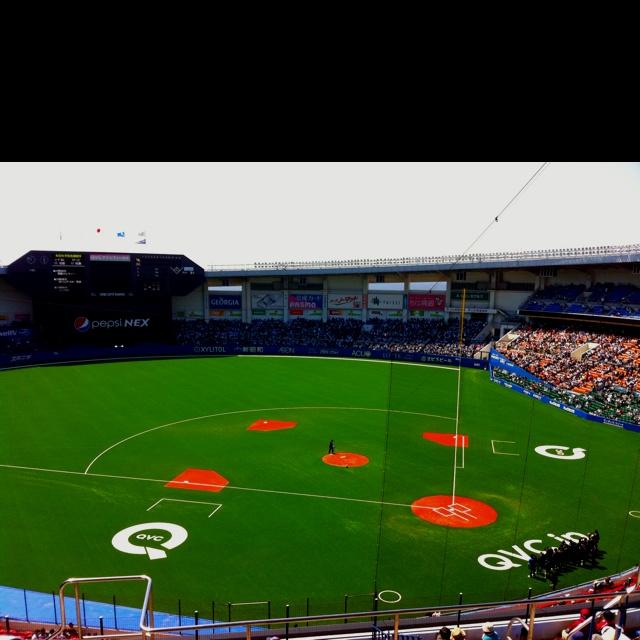Chiba Lotte Marines 2011 Opening Game!