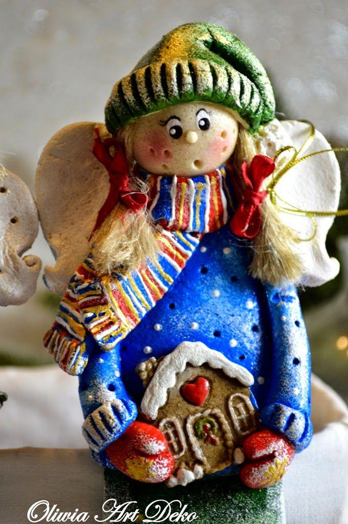 Oliwia Art Deko: Święta tuż, tuż...