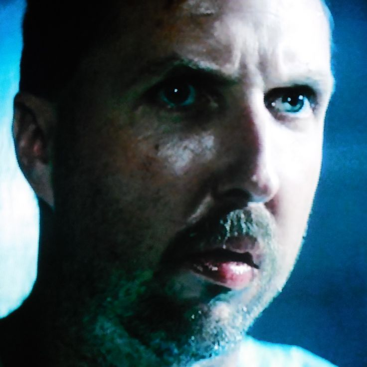 "BRION JAMES as Leon in ""Blade Runner."""