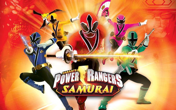 Power Rangers Samurai - Free Download Wallpaper Games - Daily Free Games Wallpaper on DailyFreeGames.com