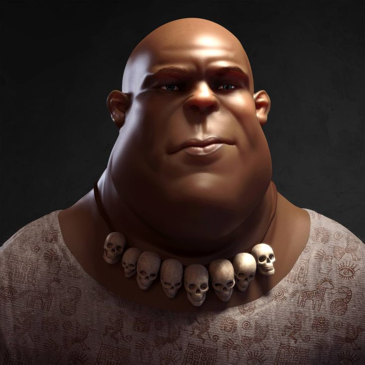 Max, cartoon character for animation #vray #alshaders #cartoon #animation #movie #character