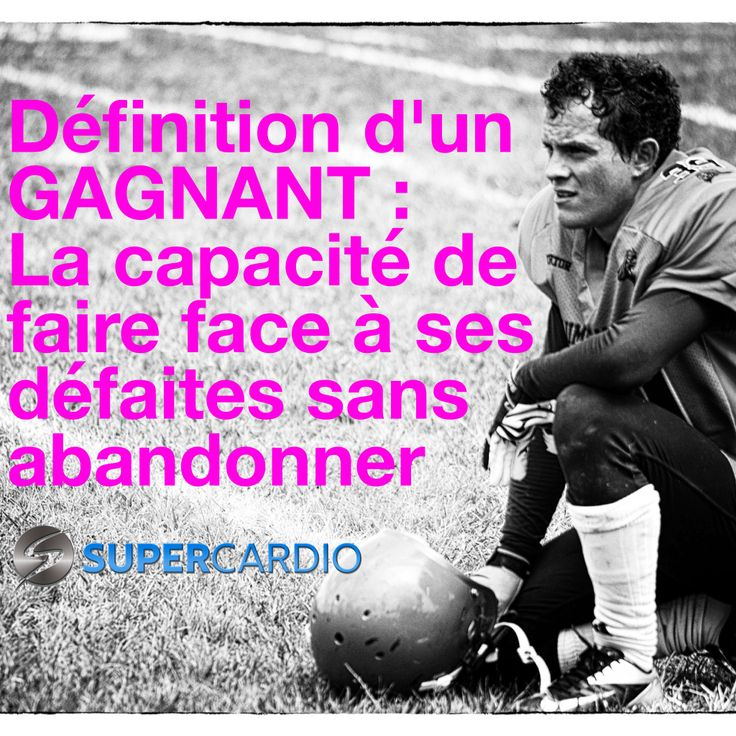 Populaire 181 best Citation Entrainement -Motivation -Fitness images on  KY46