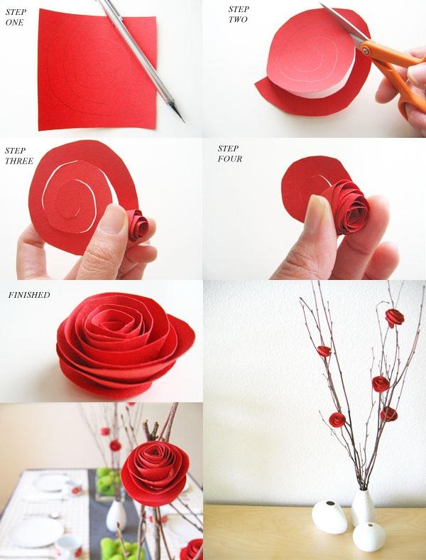 no flower centerpieces