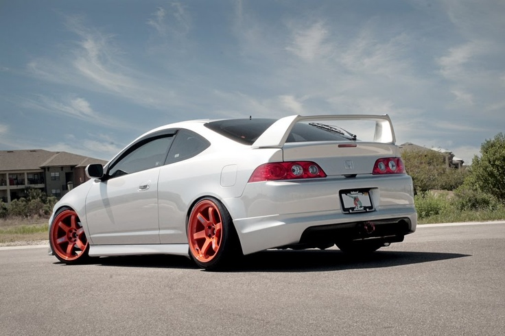 Acura RSX Type S A-spec