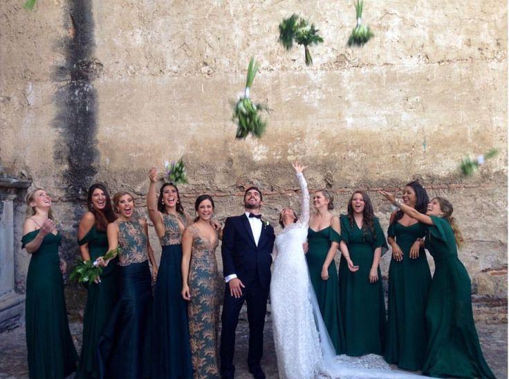 Francesca Miranda Groom and Bride