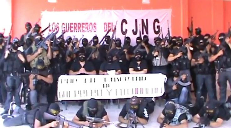 "16. The group claims to be nationalistic in nature, saying that they are ""anonymous warriors, without faces, but proudly Mexican,"" according to The Wall Street Journal. Photo: Video Screenshot Via Wikimedia Commons"