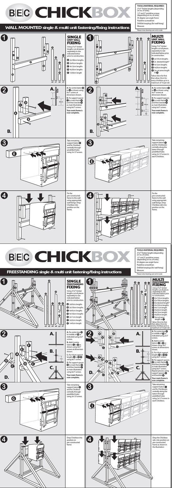 108 Best Coop Building Plans Images On Pinterest Chicken