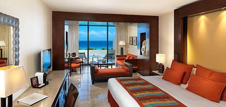 Royal service deluxe junior suite lagoon view paradisus - Cancun 2 bedroom suites all inclusive ...