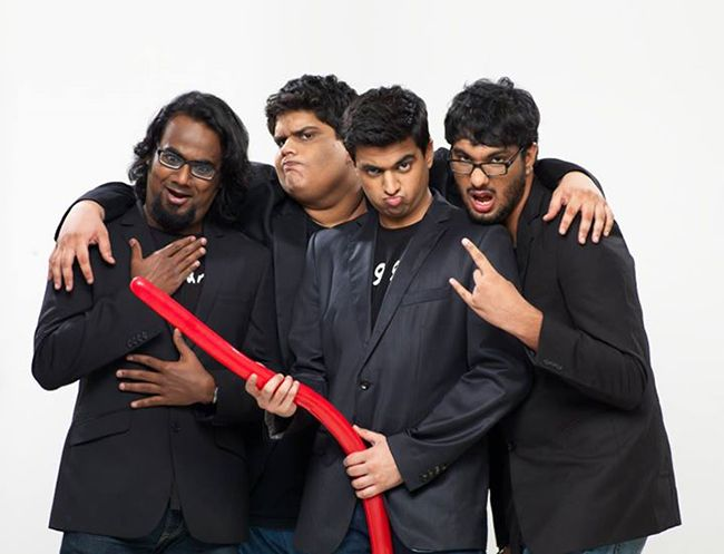 AIB: All India Bakchod - A must for everyone These guys = genuine stuff = riotous entertaining et al but call a spade a spade state what no one wants to but in such a beautiful manner