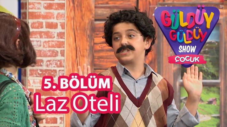 ✿ ❤ Perihan ❤ ✿ KOMEDİ :) Güldüy Güldüy Show Çocuk 5. Bölüm, Laz Oteli Skeci :))