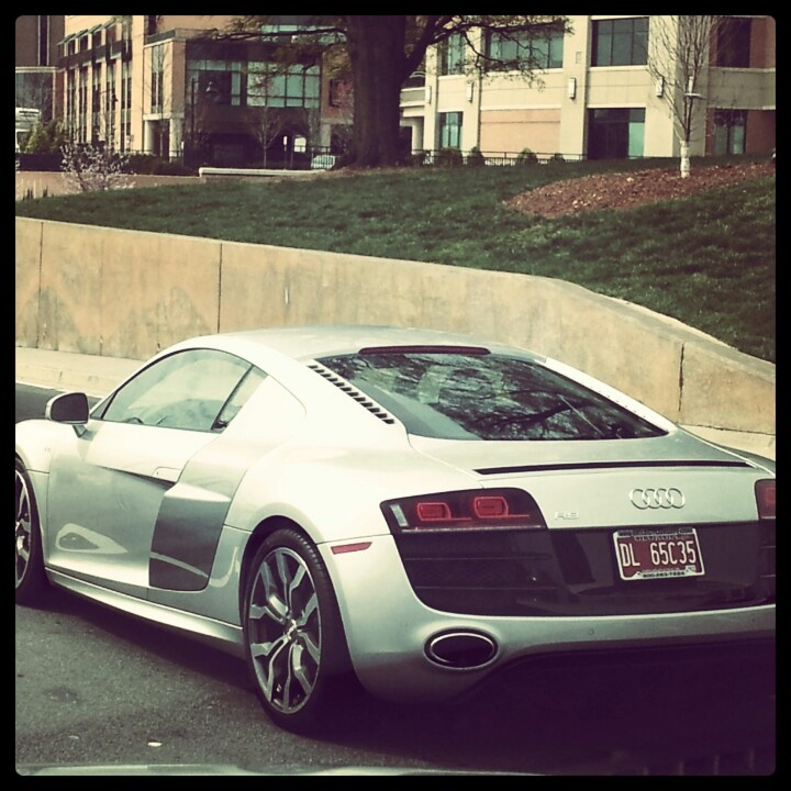 audi r9 cruising the streets of marietta ga dream cars pinterest street audi and the o 39 jays. Black Bedroom Furniture Sets. Home Design Ideas