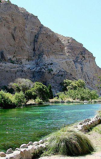 Whitewater Nature Preserve, Whitewater, Riverside, California