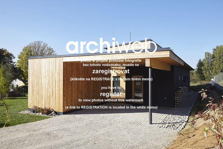 archiweb.cz - Rodinný dům Liberec