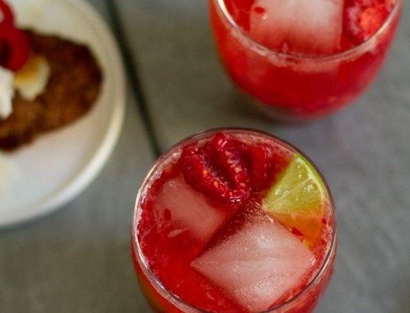 rose caipirinha raspberry caipirinha caipirinha cocktails caipirinha ...