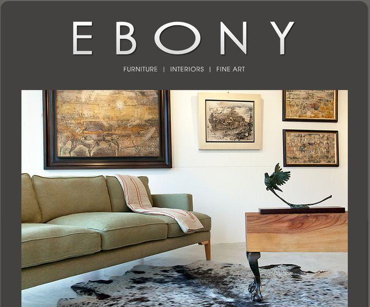 Ebony gallery, Franschhoek & Capetown