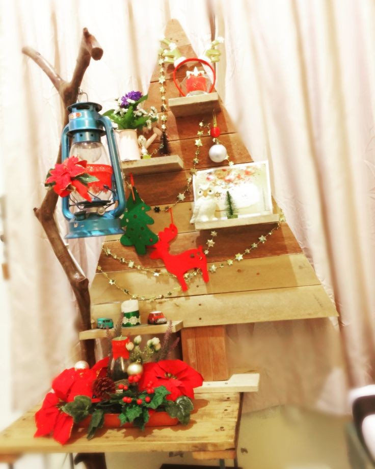 Pallet Christmas tree 🎄