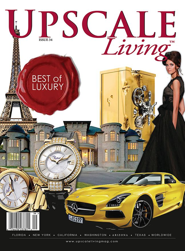 Best Of Luxury Issue 34 Of Upscale Living Magazine Winter