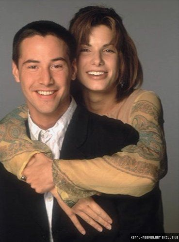 Keanu Reeves & Sandra Bullock - Speed (1994)