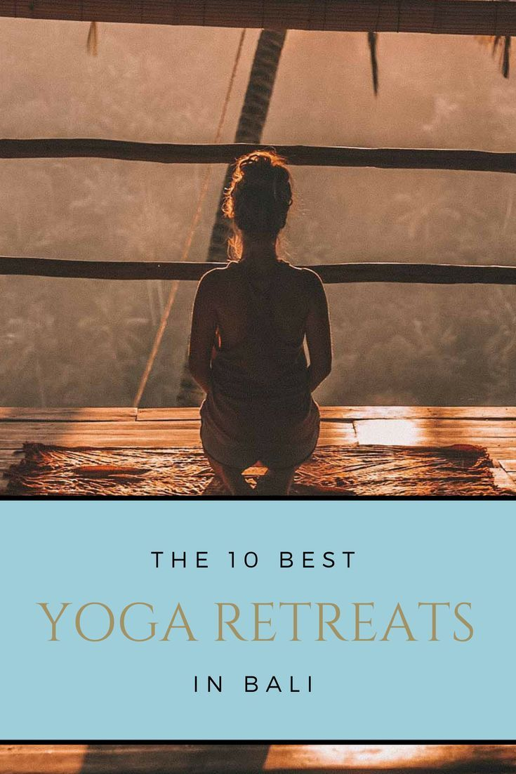 The Best Yoga Retreats In Bali And Where To Book Them Breathing Travel Best Yoga Retreats Bali Yoga Retreat Yoga Travel