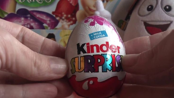 Kinder Surprise Eggs  Unboxing TR004 FF102