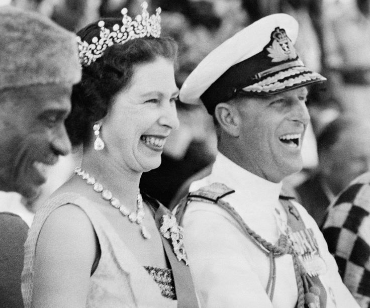 "Queen Elizabeth and Prince Philip's top 10 cutest moments over the years:""You can take it from me, the Queen has the quality of tolerance in abundance,"" Philip joked after 50 years of marriage and 10 years later he laughed that, ""the secret of a happy marriage is to have different interests."""