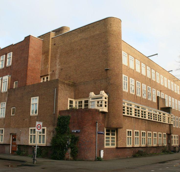 J.F. Staal, Coenenstraat, Amsterdam