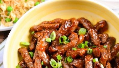 Low Syn Sweet Chilli Beef