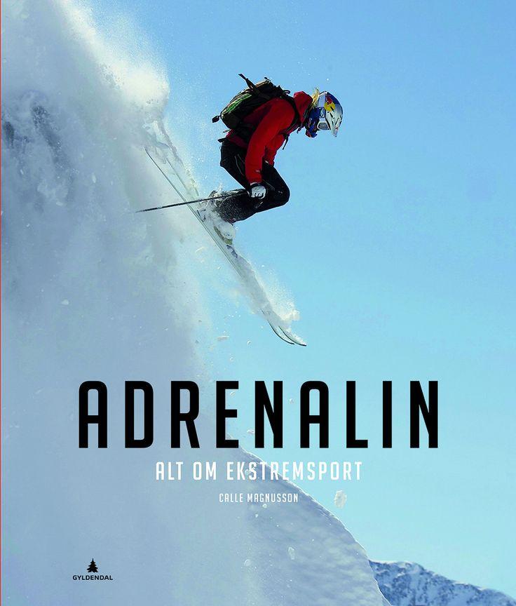 Bok: Adrenalin av Calle Magnusson