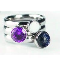 Starterset - Purple Silver