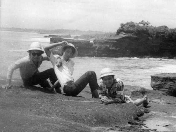 Tanah Lot : Monday : 20. April 1970
