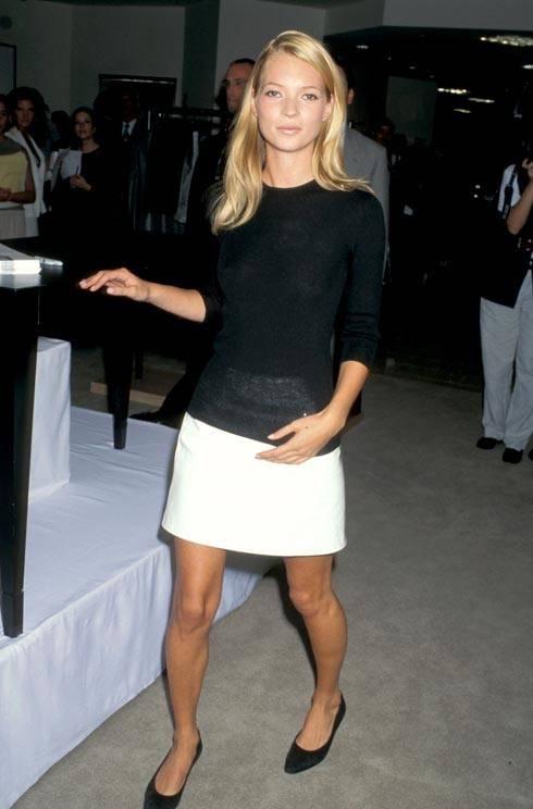 Kate Moss style file - Harper's Bazaar