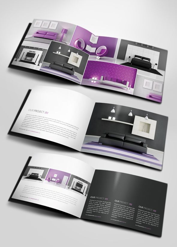 25 best Brochure Designs images on Pinterest Brochures - brochure design idea example