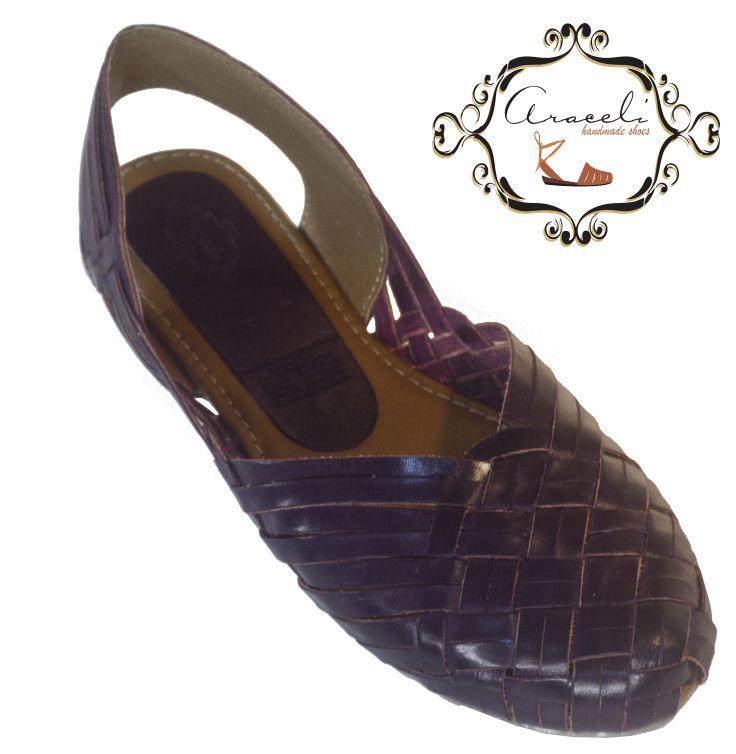 Woven leather #comfort #color #Handmade https://www.etsy.com/ca/shop/AraceliHandmadeShoes?ref=pr_shop_more