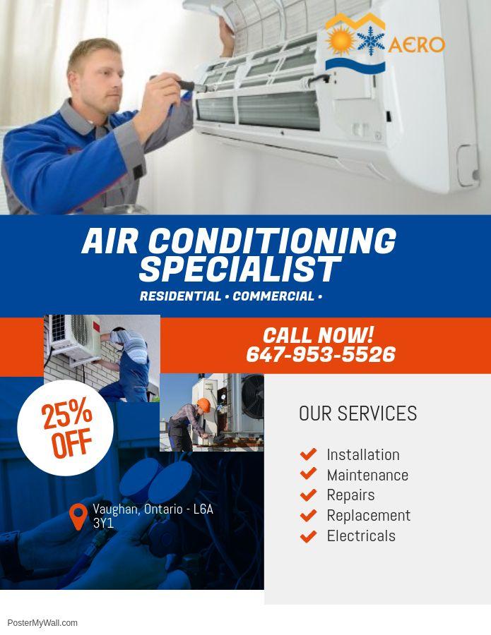 Pin By Bobby Danciu On Logos In 2020 Air Conditioning Logo