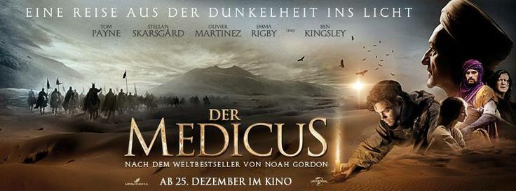 CLICK IMAGE - DER MEDICUS [The Physician [Online FREE]