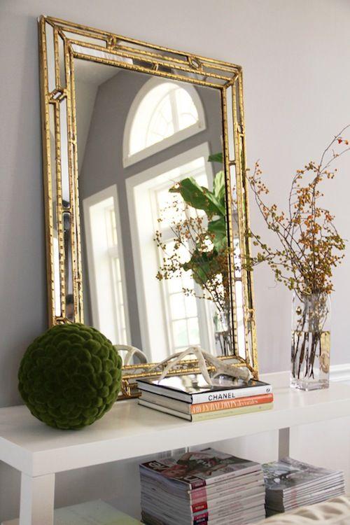 Elegant Mirrors Hall Mirrors