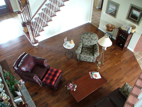 Chelsea Plank Flooring Michigan | County Floors Inc :: Hardwood Flooring ::  Hickory