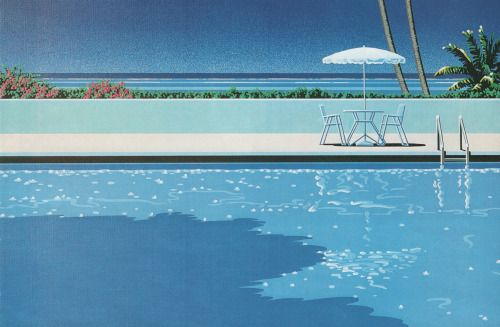 Sky Tony: palmandlaser: Hiroshi Nagai, from JCA Annual 4...