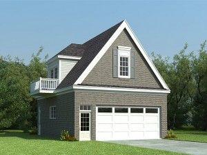detached garage | ... Building A Garage , Detached Garage Plans , Garage Plan Information