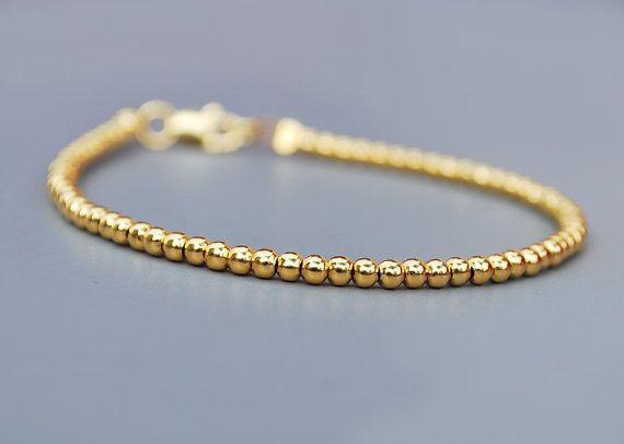 NEW  Beautiful GOLD women BRACELET  sterling by euforioHandmade