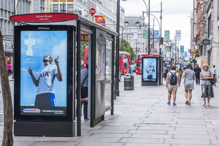 Nike and Sports Direct - Home of Football/We are the pride - London - advertising campaign. The One Off - design agency