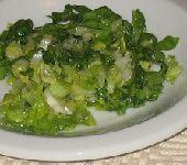 Maroulosalata Recipe - Greek Romaine Lettuce Salad - Greek Food