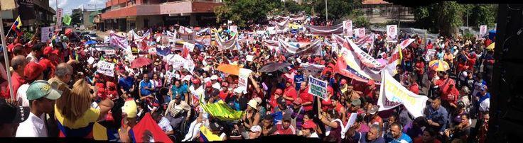 @DrodriguezVen : RT @MippciVen: #AHORA Bernardo Álvarez: Hemos logrado equilibrio unidad en la diversidad y quieren destruirlo #ElCaribeConVenezuela